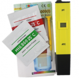 digital handheld ph meter probe ph tds