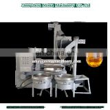 Best service double screw oil extraction press/edible oil extracting machine/ olive Oil press machine