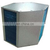 aluminium air conditioning cross counter flow fire resistance heat recovery ventilator core