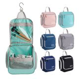 New Design Hanging Travel Toiletry Case Makeup Cosmetic Organizer Storage Pouch Bag