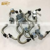 High quality diesel engine parts  injection pump connection pipe   oil pipe 04501718 for EC210B  D6D