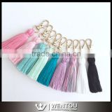 Bag Accessory Personalized Tassel Keychain                                                                         Quality Choice