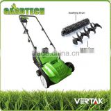 2015 garden tools electric lawn rake and electric scarifier                                                                         Quality Choice