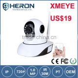 XMEYE promotion HD 720P night vision wifi IP wireless Camera rotate 360 degrees                                                                         Quality Choice