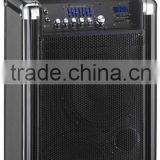 Best price ! Active speakers with Remote control,LED display,Support USB/SD card input ,FM radio,Guitar ,Karaoke ,Bluetooth