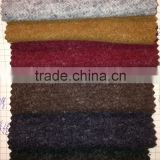 2016 Wholesale high quality knitted fabrics for garments126%polyester +4%spandex+70%hemp