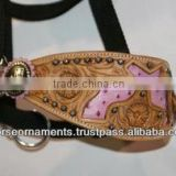 New Fancy Bling Bronc Halter