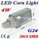 Home Lighting LED Corn Light G24 4W 3014 SMD 33 LEDs
