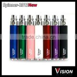 Original Rainbow Spinner Electronic Cigarette vision spinner 1300mah, Hot China Products Wholesale