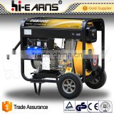 7.5KVA open frame hot sale model 6KW portable diesel generator                                                                         Quality Choice