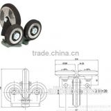counter weight and car for Cabin elevators components , elevator Guide Shoe Series ,lift Guide Shoe parts R3