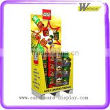 4C Printing Custom Made Carton Promotion Toys Dump Bin