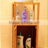 new design bathroom rack ,bathroom towel shelf,bamboo bathroom cabinet