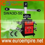 2015 car repairment, 3d wheel alignment/ car alignment machine/ wheel alignment machine price in china