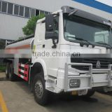 30000 liters HOWO oil tank truck, 30m3 oil tanker truck, 30000 L fuel delivery trucks for sale