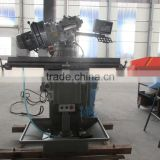 X6325t - large enterprises CNC milling machine used for drilling and metal