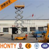 China factory supply hydraulic mobile lift small electric platform scissor lift