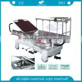 AG-HS005 CE ISO emergency patient hospital hydraulic transfer stretcher