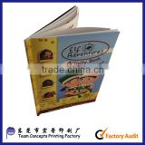 Hot selling custom sticker activity book for kids
