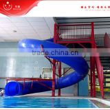 Hot Indoor Swimming Pool Water Slide Tube,Water Slide Spiral For Sale                                                                         Quality Choice