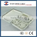 Wall-mounted and Pole-mounted Fiber Optic Splitter/Terminal Box For Indoor Or Outdoor
