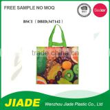 cheapest shoppers pp non woven recycle bag/environmental friendly nonwoven bag/washable pp nonwoven drawstring bag