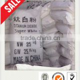 PAINT chlorination process titanium dioxide