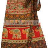 Latest Fashion Designer Sarong dress