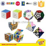 New plastic cube toy Plastic custom magic puzzle cube wholesale china