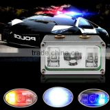 Inquiry about Outdoor Cree XML T6 led warning light headlamp red and blue color flashing signal light police bike lights