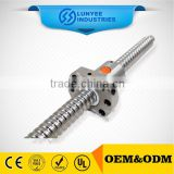 Single nut Ball screw for CNC machines