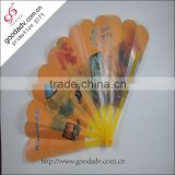 Discount price Chinese manufacture cheap decorative hand held fans / hand held folding fans wholesale