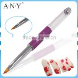 ANY Nail Art Beauty Care Nail Clay Sculpture Acrylic Nail Brush 3D Art