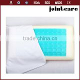 memory foam gel pillow cushion , gel pillow with gel sheet, reusable cooling pillow in Summer                                                                         Quality Choice