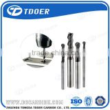 With Excellent Performance Brazed Carbide End Mill