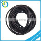 Wholesale Best Quality Medica Material Customized Size Color Soft Flexible Elastic Rubber Black Hose