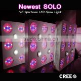 LED Grow Light 600W 1000W Full Spectrum 12 Bands Smart Control for Hydroponics System Medical Plants
