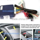 Remote car central locking system car window rolling system car window closer system compatible with many car model