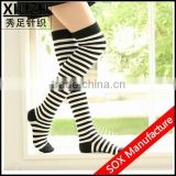 2014 New Products Knee-high girl socks