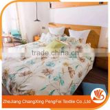 Wholesale printed polyester bed sheet sets with cheap price                                                                                         Most Popular