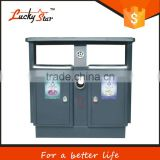 120/240 liter Medical plastic medical waste bin,Outdoor medical medical waste bin,Hospital medical medical waste bin