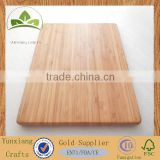 Bamboo cutting board with painted waterproof clear varnish Bamboo Chopping Blocks
