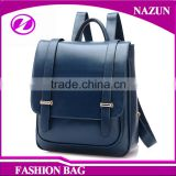Hot Selling Alibaba Online Shop Fashion Bags Young Girls Ladies Cute PU leather backpacks