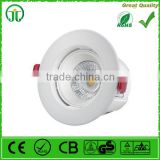 UK Market Fire-resistant IP65 LED Fire Rated Bathroom Downlights