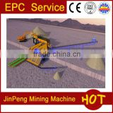 High Efficiency Gold Panning Machine, Gold Detect Machine Trommel machine, Fluctuate sluice