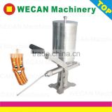 WCF-3.2L spanish Caracel filler nutella filler caracel dispenser nutella dispenser churro filler churrera rellenadora de churro