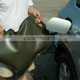 7L wear proof motorcycle gas tank with pipe