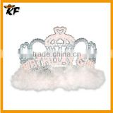 wholesale cheap Beautiful popular ABS plastic Ballet Tiara