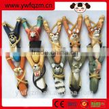 Hand carved art minds animal wooden slingshot,professional hunting slingshot,outdoor rubber slingshot