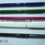 JF2040-51 new design metal ball point stylus pen, slim pen, twist action pen, promotional pen,hotel pen